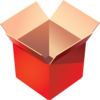 Open red box avatar