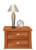 Lamp on nightstand avatar