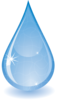 Water drop avatar