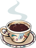 Coffee cup avatar