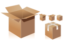 Moving boxes avatar